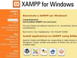 come installare xampp su windows