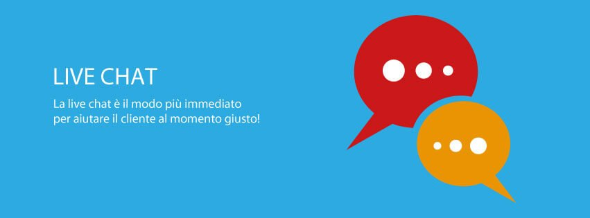 ecommerce assistenza clienti live chat